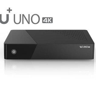 VU+ VU+ Uno 4K DVB-C FBC Twin Tuner Linux Receiver 2160p