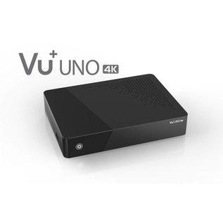 VU+ Uno 4K DVB-C FBC Twin Tuner Linux Receiver 2160p