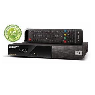 Formuler Formuler F4 TURBO HEVC H265 CI/CS USB PVR DVB-S2