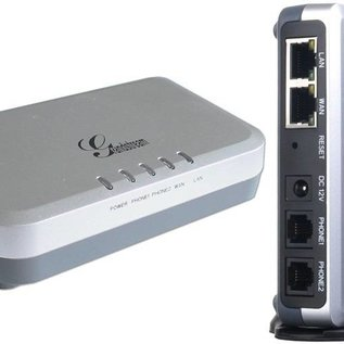 Astra2Connect VoIP router