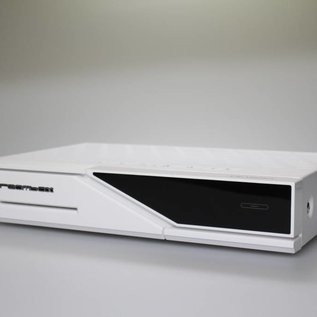 Dream Multimedia Dreambox DM 520 S HD DVB-S2 White USB PVR Ready