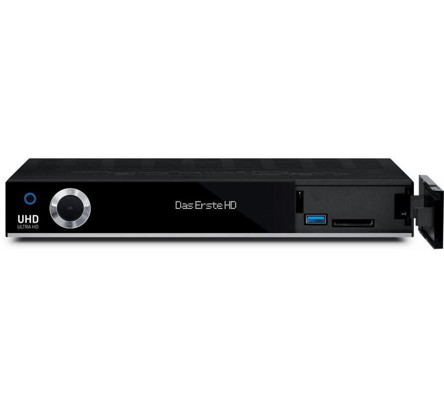 Technisat DIGIT ISIO STC Ultra HD 4K kleur zwart