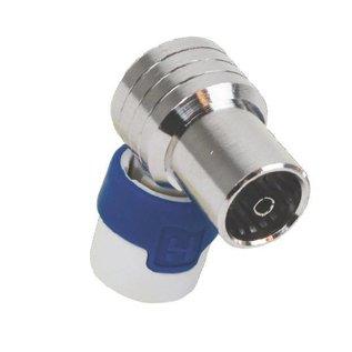 Hirschmann Hirschmann KOKWI 5 Push On IEC (Kabel Keur) female connector
