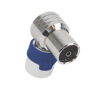 Hirschmann KOSWI 5 Push On IEC (Kabel Keur) female connector