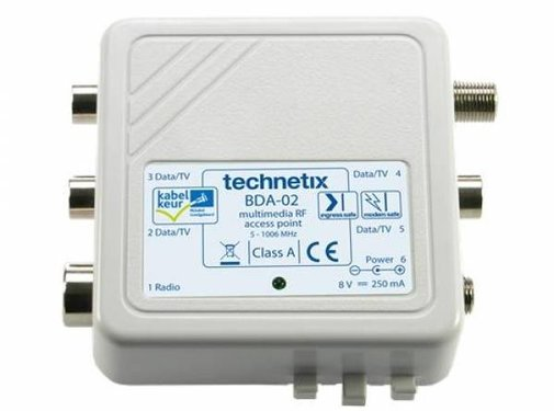 Technetix Technetix Opdrukversterker Radio/TV