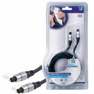 HQ Digitale audiokabel TosLink Male - TosLink Male 2.5 m