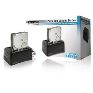 Konig S-ATA Dockingstation 2.5inch of 3.5inch disk