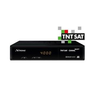 Strong SRT 7404 TNT SAT + smartcard