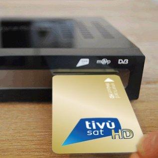 Topfield SBX 3500 HD + Tivusat smartcard