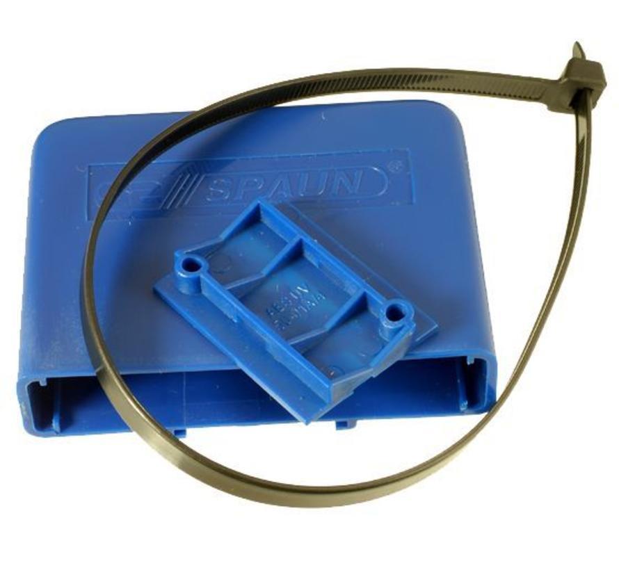 Spaun WSG 94 extra behuizing voor SAR 411 switch