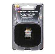 Monster HDMI-adapter haaks 90° graden gehoekt