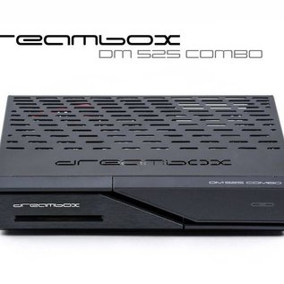 Dream Multimedia Dreambox DM 525 Combo DVB-S2 en DVB- C/T2