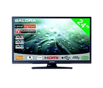 """Salora Salora 24"""" LED 9109 DVB C/T/S-S2"""