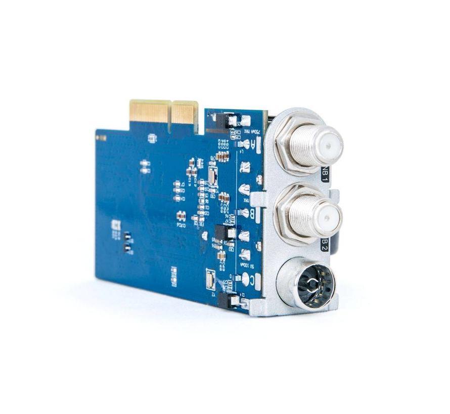 Dreambox Triple Hybrid Tuner (2 x DVB-S/S2X / 1 x DVB-C/T/T2)