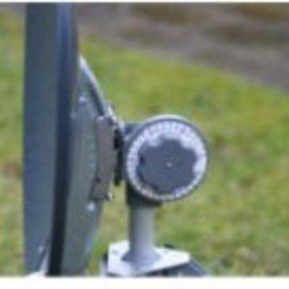 EISS 60cm offset schotelantenne + DUO LNB op statief