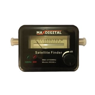 MaxDigital SatFinder inclusief kabel