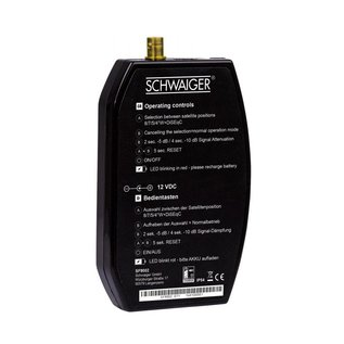 Schwaiger SF 9002 HD Ultimate satfinder PLUS