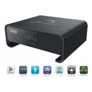 SAB SAB Android 1 HD S909 zwart