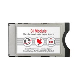 M7 CanalDigitaal en TV Vlaanderen CI+ module