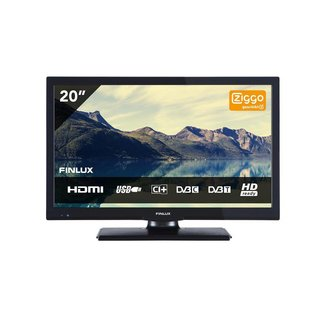 "Finlux FL2022 20"" LED DVB-T/C CI+ Ziggo gecertificeerd"