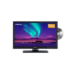"Finlux Finlux FLD2022BK12 12V 20"" LED HDR DVD DVB-T/C CI+"