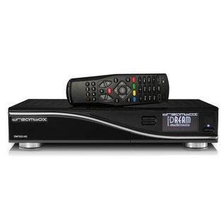 Dream Multimedia Dreambox DM 7020 HD V2 - 1x DVB-S2 / 1x DVB-C/T