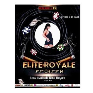 Redlight Elite ROYALE 15 zenders Viaccess jaarkaart