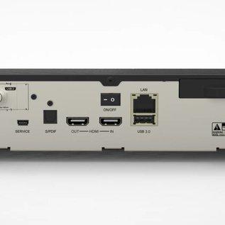 Dream Multimedia Dreambox DM 900 UHD triple 2xDVB-S2 en 1xDVB-C/T2