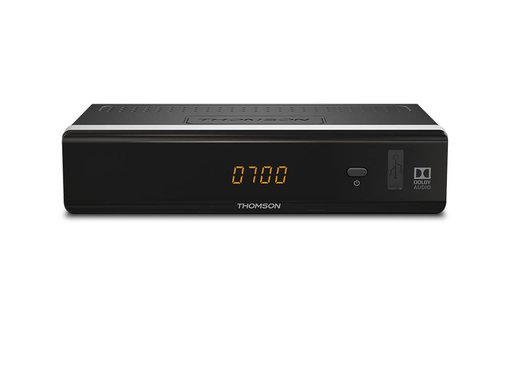 Thomson Thomson THT 712 DVB-T2 HEVC 265 HD met display