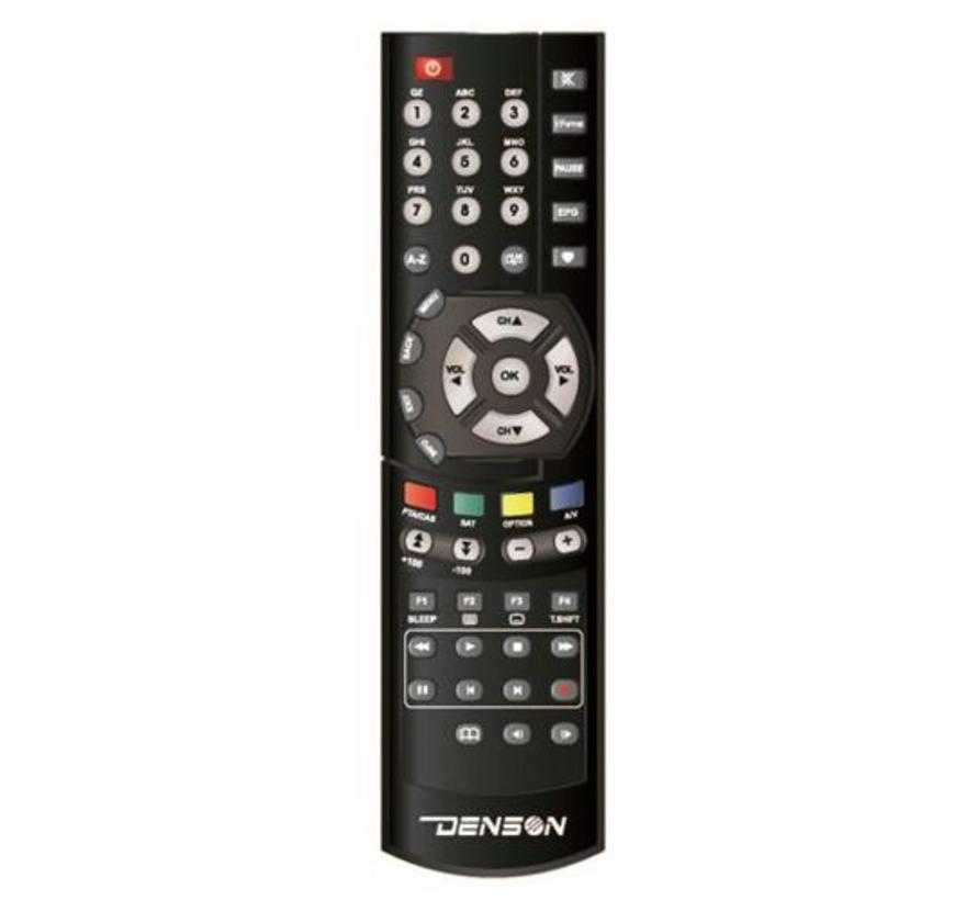 Denson extra afstandsbediening voor 300 HD of 400 HDM