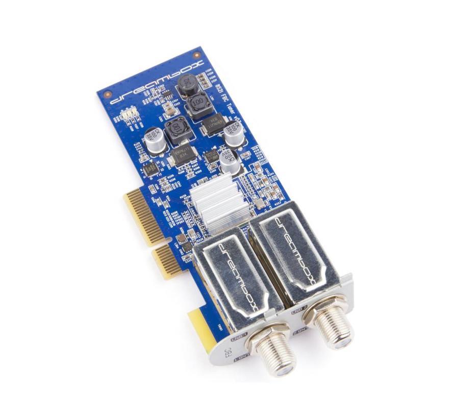 Dreambox DVB-S2 FBC Twin Tuner