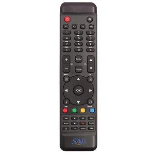 SAB extra afstandsbediening voor SAB Alpha Triple HD