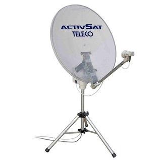 Teleco Activsat Smart Transparant 65cm TWIN