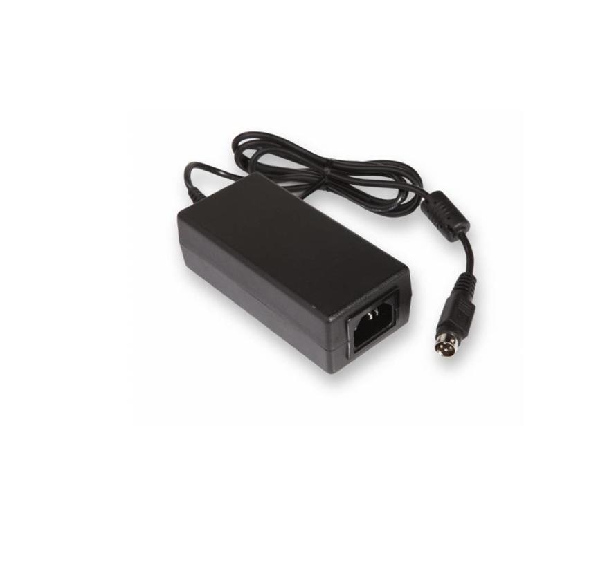 Salora voeding 4 polig voor LED tv 9100 / 9109 serie