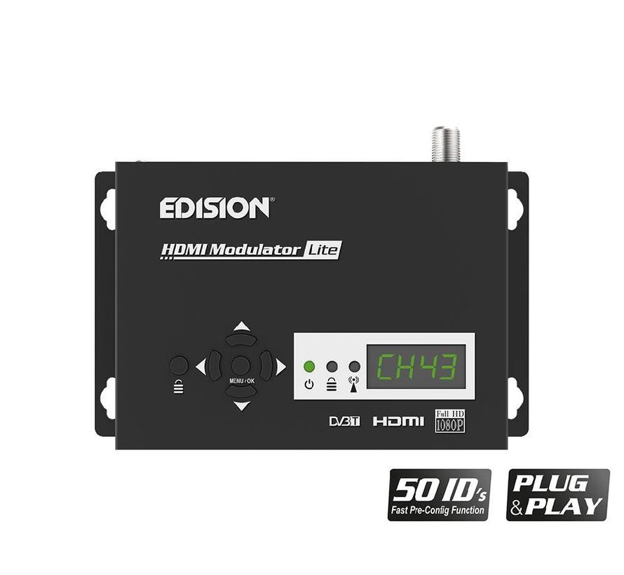 Edision HDMI modulator Lite DVB-T