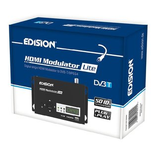 Edision Edision HDMI modulator Lite DVB-T