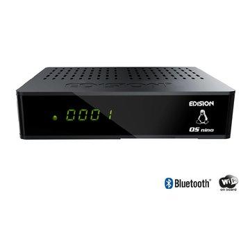 Edision Edision OS Nino+ DVB-S2  en DVB-T2/C