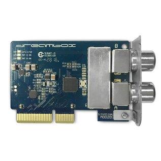 Dream Multimedia DVB-C/T2 DUAL (TWIN) tuner voor Dreambox