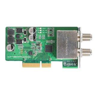Dream Multimedia DVB-S2 DUAL (TWIN) tuner voor Dreambox