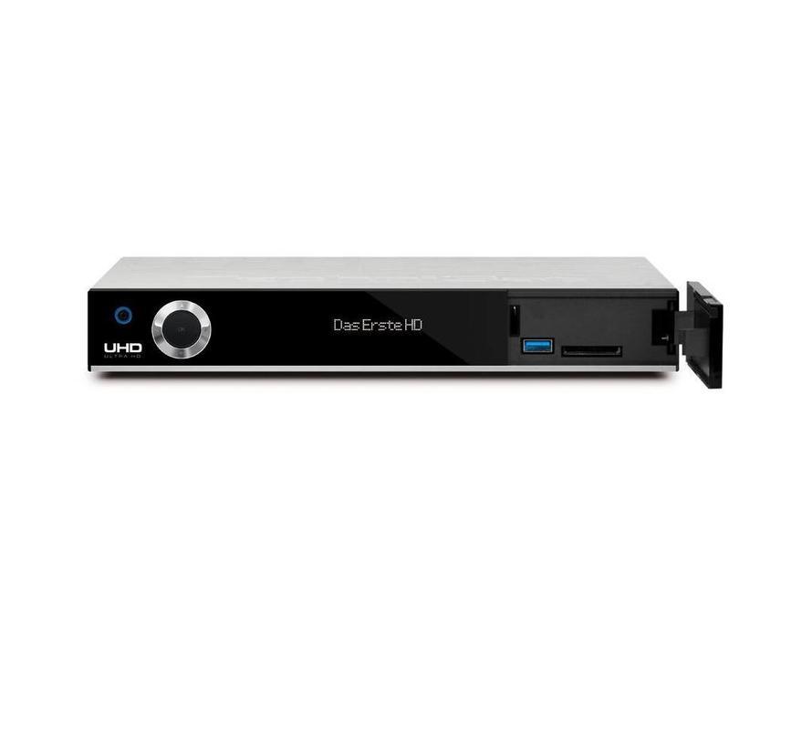 Technisat DIGIT ISIO STC Ultra HD 4K kleur zilver