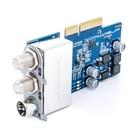 Dream Multimedia Dreambox Triple MultiStream Tuner 2 x DVB-S2X-MS  en 1 x DVB-C/T2