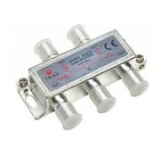 Triax Triax SCS-4 signaal splitter 4 voudig 5-2400Mhz