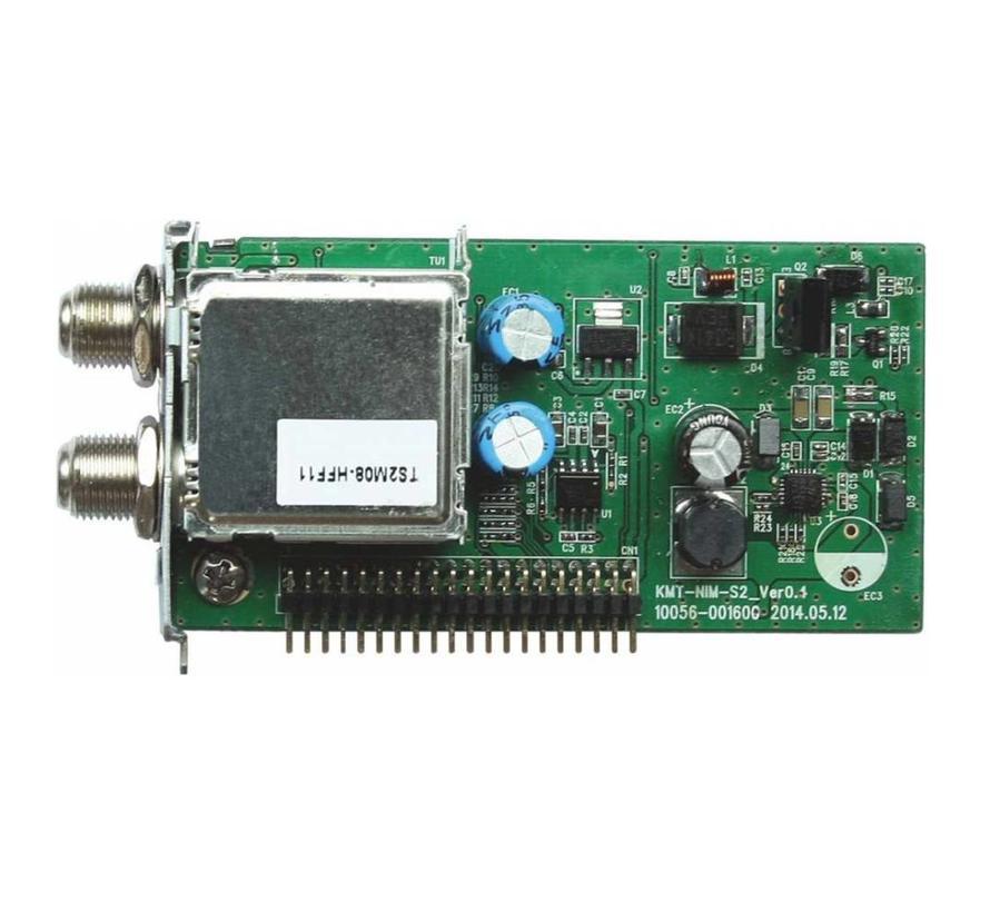 Formuler DVB-S2 single tuner voor F1