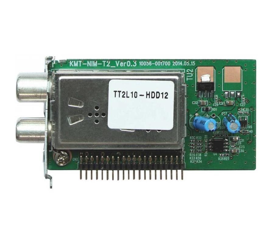 Formuler DVB-C/T/T2 single tuner voor F1