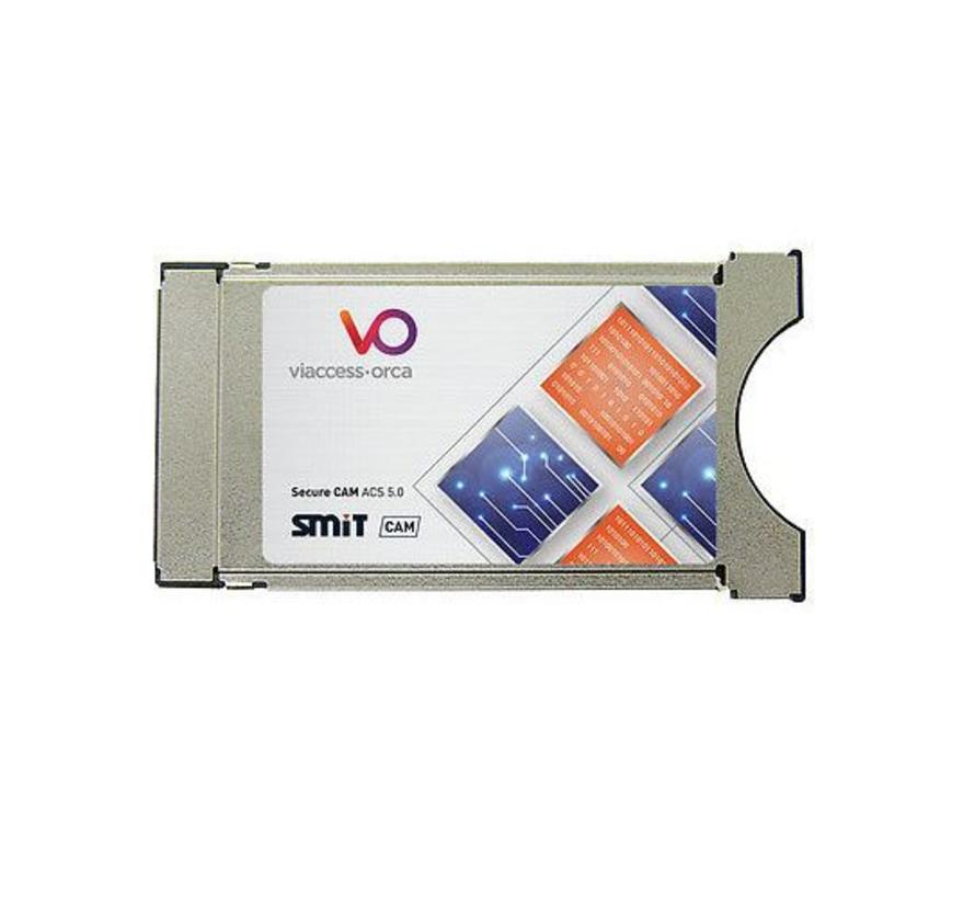 Viaccess CI module SMiT Secure CAM ACS 5.0