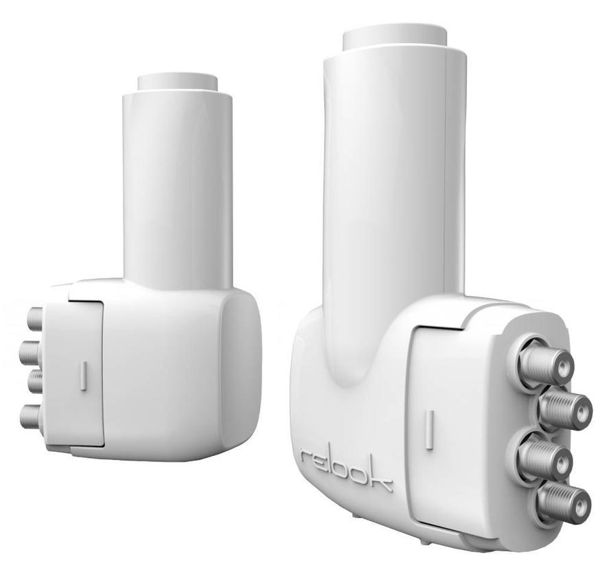 Relook RE-QT1EC Quattro Slim Feed Easy Connect LNB
