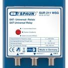 Spaun Spaun SUR 211 F uncommitted DiSEqC 2/1 WSG