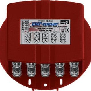 EMP Centauri EMP DiSEqC 8/1 switch inclusief behuizing