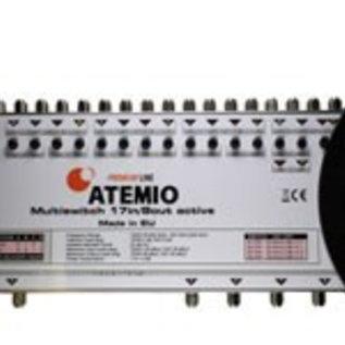 Atemio Atemio Multiswitch Premium-Line 17/08 voor 4 satellieten op 8 ontvangers