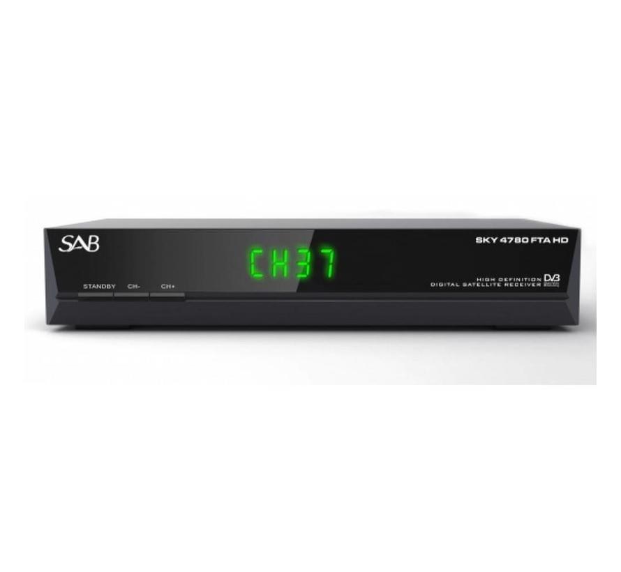 SAB Sky 4780 HD FTA (S809)